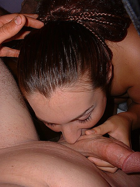 Girlfriend Giving Head