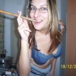 Hot Girlfriend Having Fun at Home