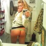 Blonde Girlfriend Self Pics