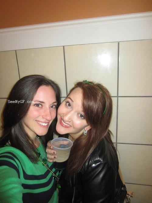 St Patrick's Day drunk teens