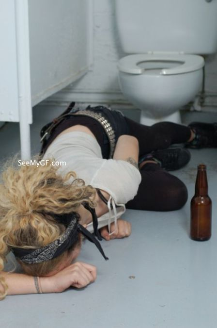 Drunk Teen Alot 71