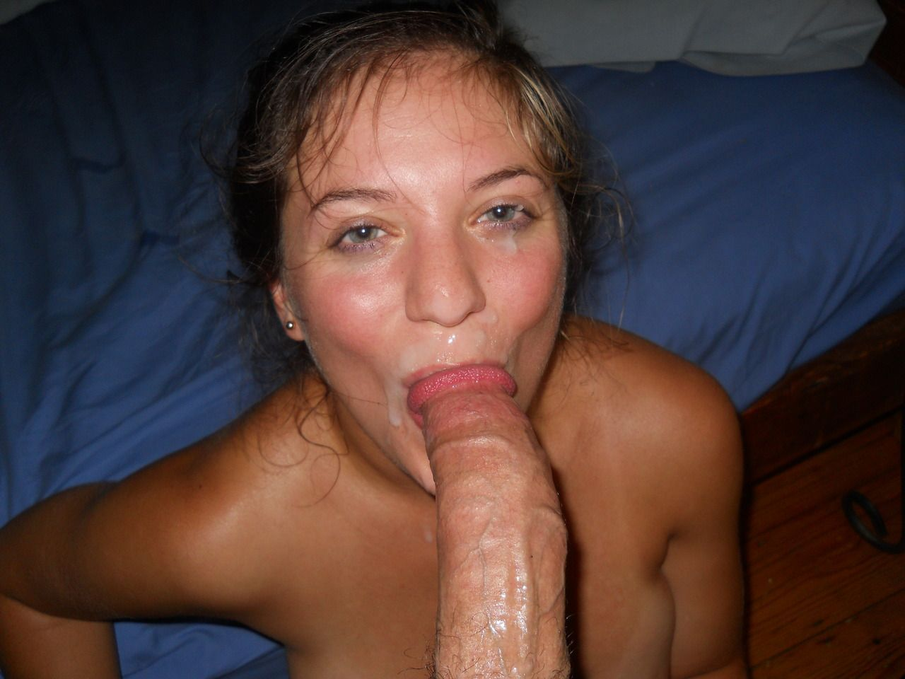 blowjob facial Amateur