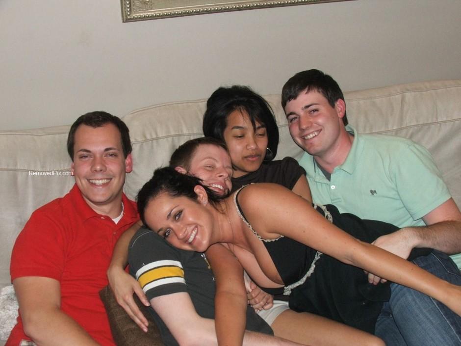 crazy drunk party
