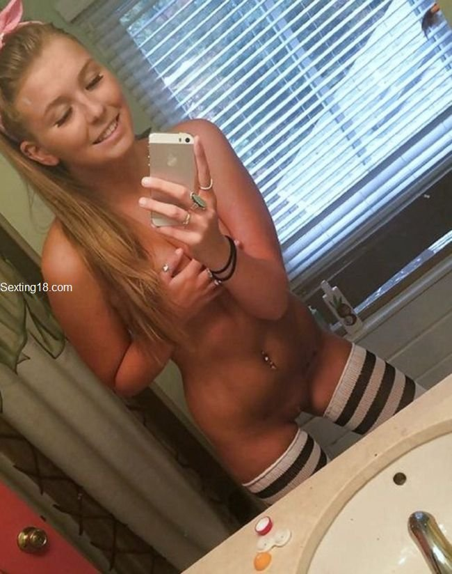 these are my own mirror selfies pics of sexy girls in the mirror or teen selfie in changing room mirror, free porn by sexting18.com