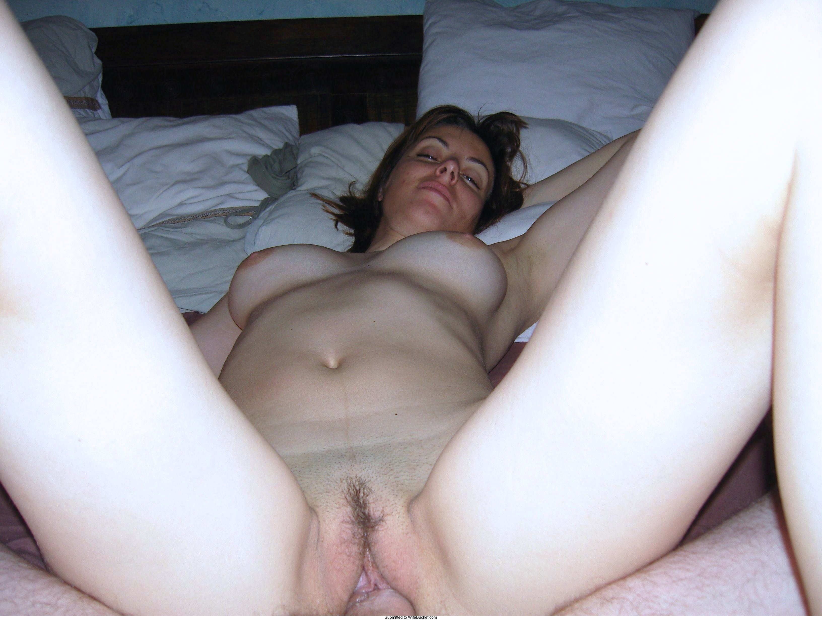fucking my wife at home