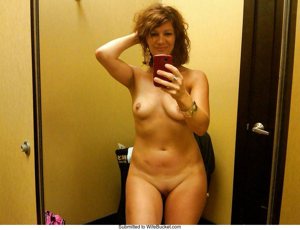 Real nude selfie good