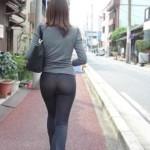 HD Sexy Street Yoga Pant