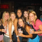 Amateur Sexy Girlfriends at Party