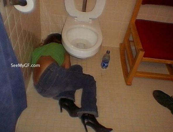 drunk gf