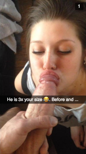 Petite Girl Takes Big Cock