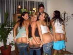 Ready College orgy video drunk